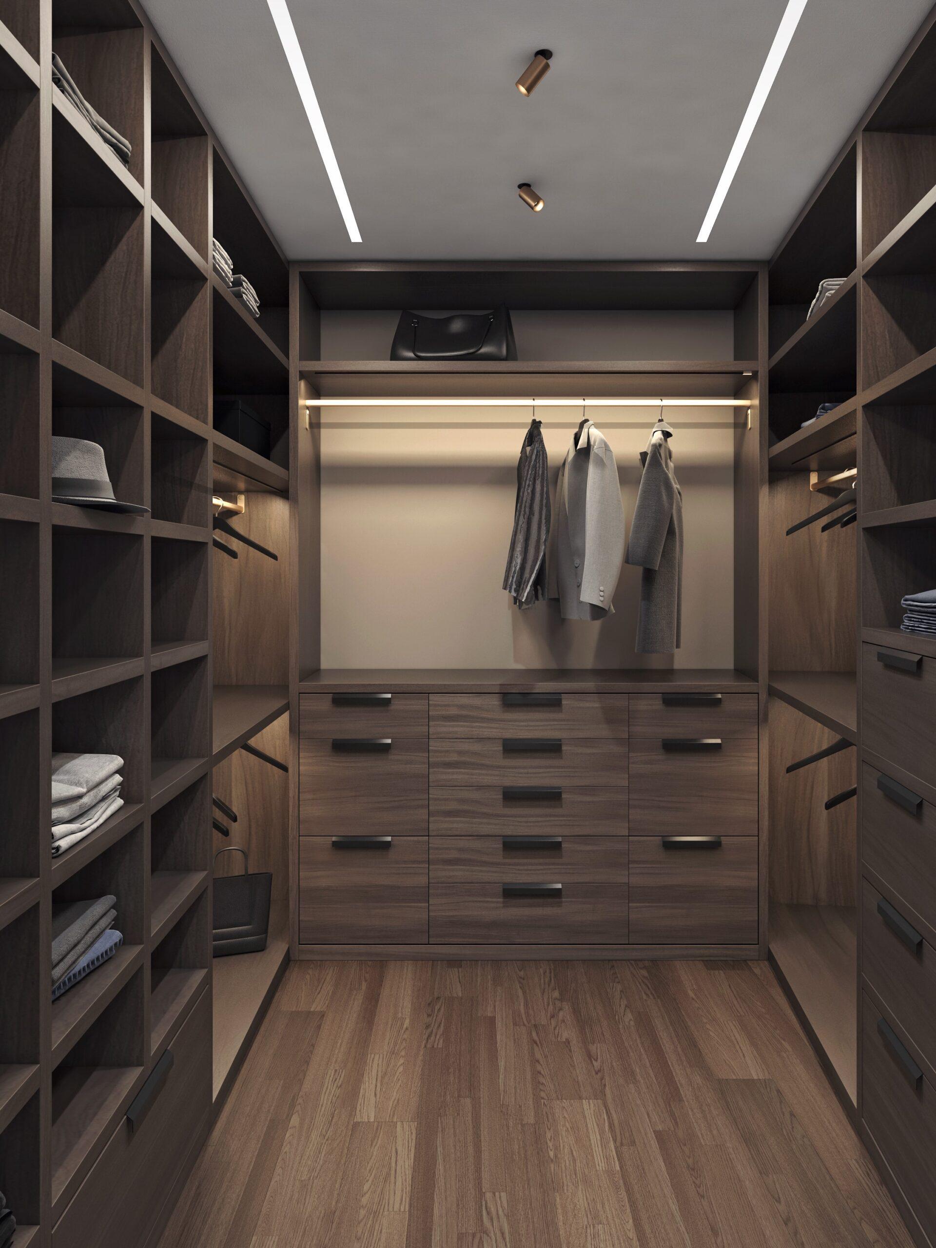 28 Garderob